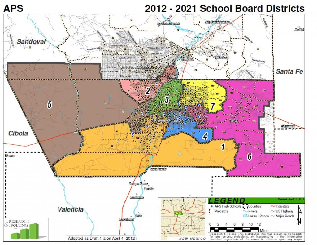 APS district